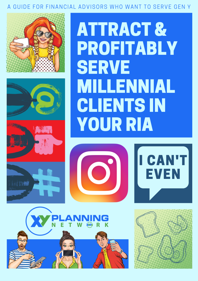 Attract & Profitably Serve Millennial Clients in Your RIA_Cover