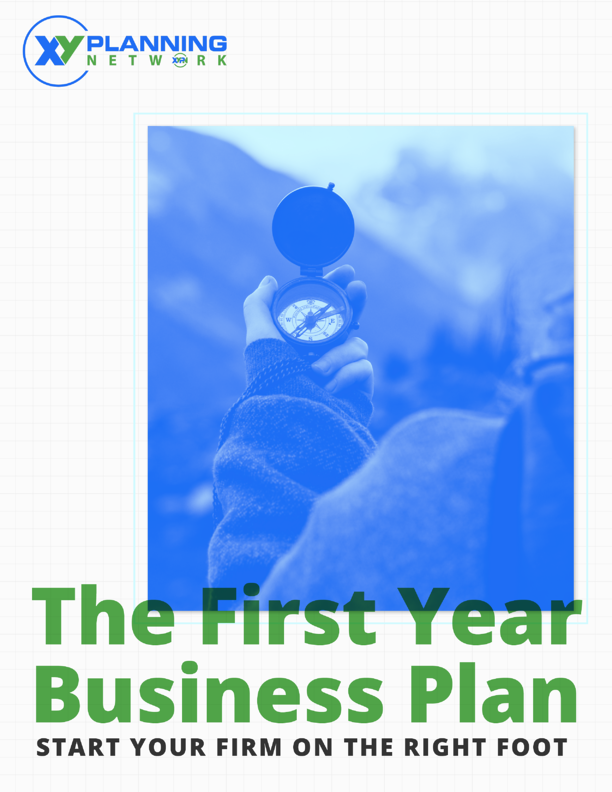 First-Year Business Plan Cover