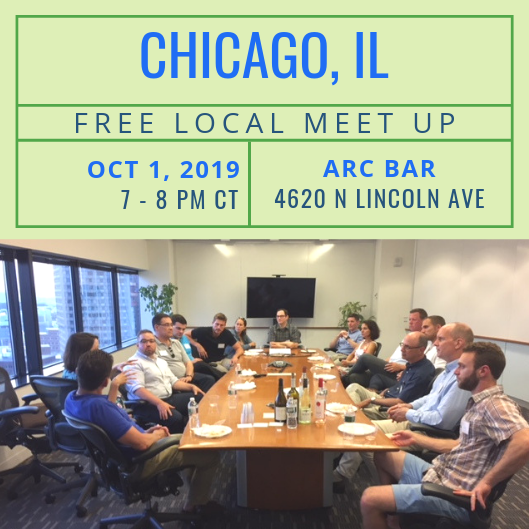 FREE Local Meet-Up: Chicago, IL