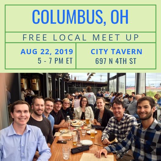FREE Local Meet-Up: Columbus, OH