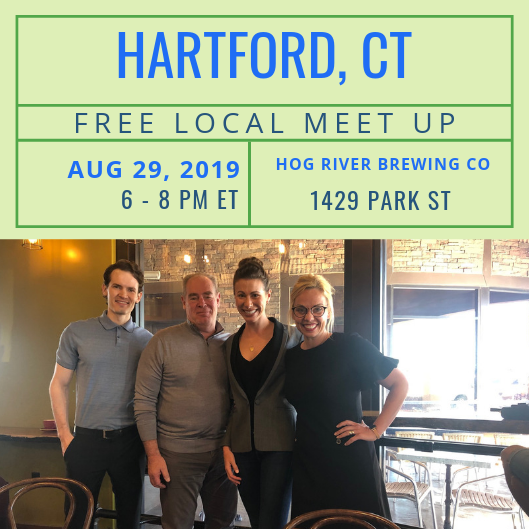 FREE Local Meet-Up: Hartford, CT