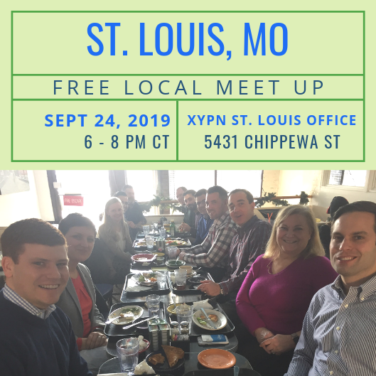 FREE Local Meet-Up: St. Louis, MO