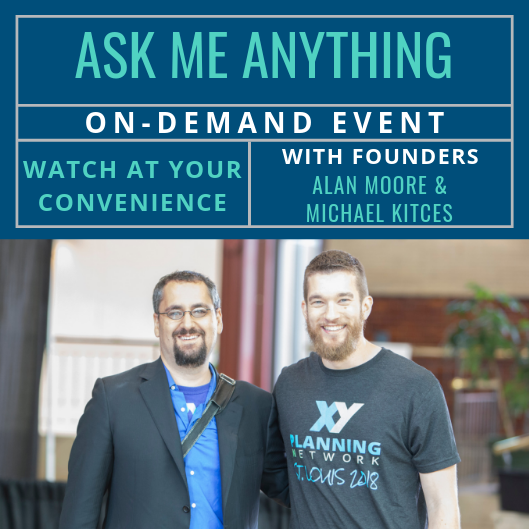 On-Demand Event: Ask Me Anything with Alan and Michael