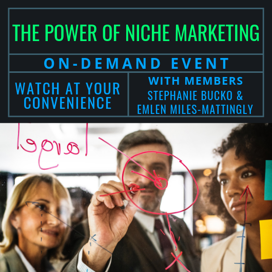 On-Demand Event: The Power of Niche Marketing