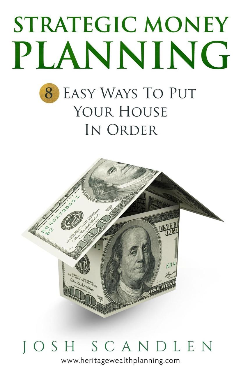 Strategic Money Planning Book