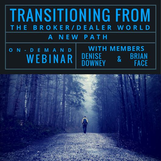 Transitioning from the B/D World