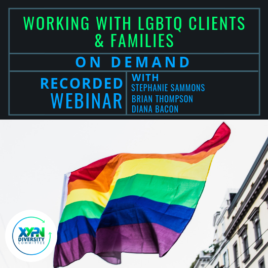 Working with LGBT Clients & Families