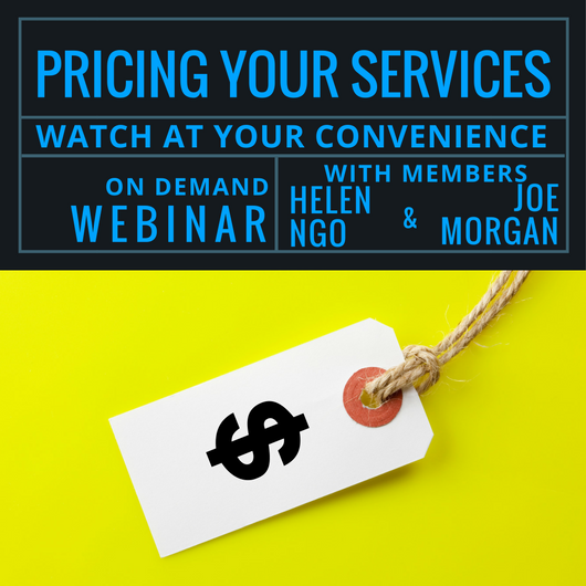 Pricing Your Services