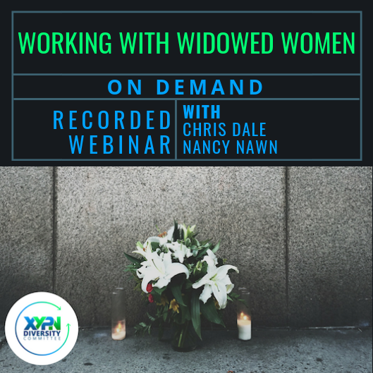 Working with Widowed Women_On Demand