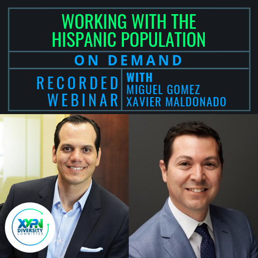 Working with the Hispanic Population_On Demand