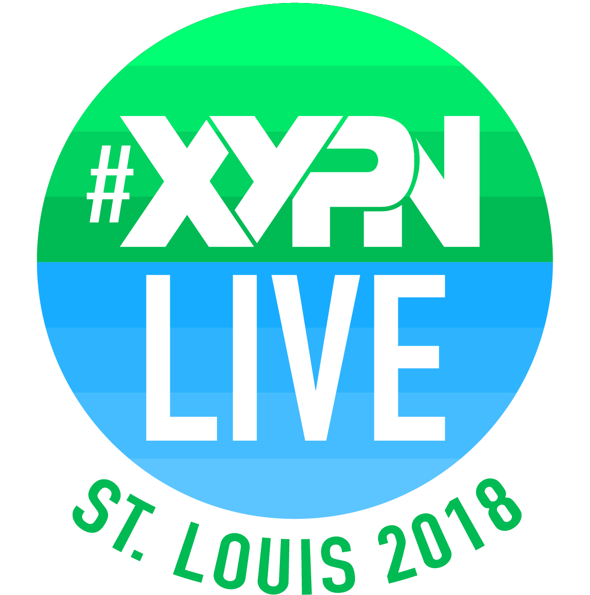 XYPN LIVE 2018