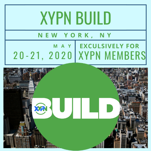 Member's Only Event: XYPN BUILD in New York