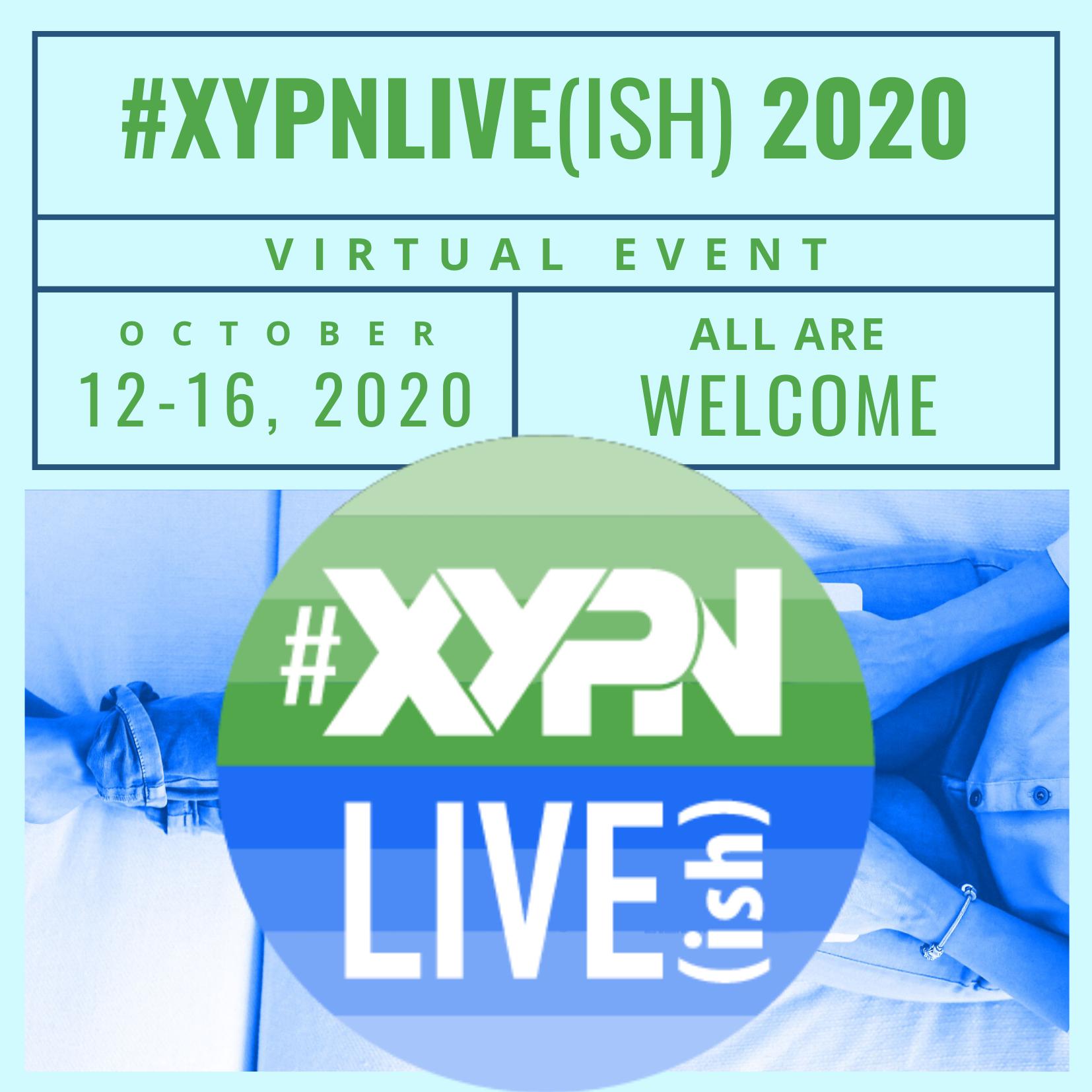 #XYPNLIVE(ish)