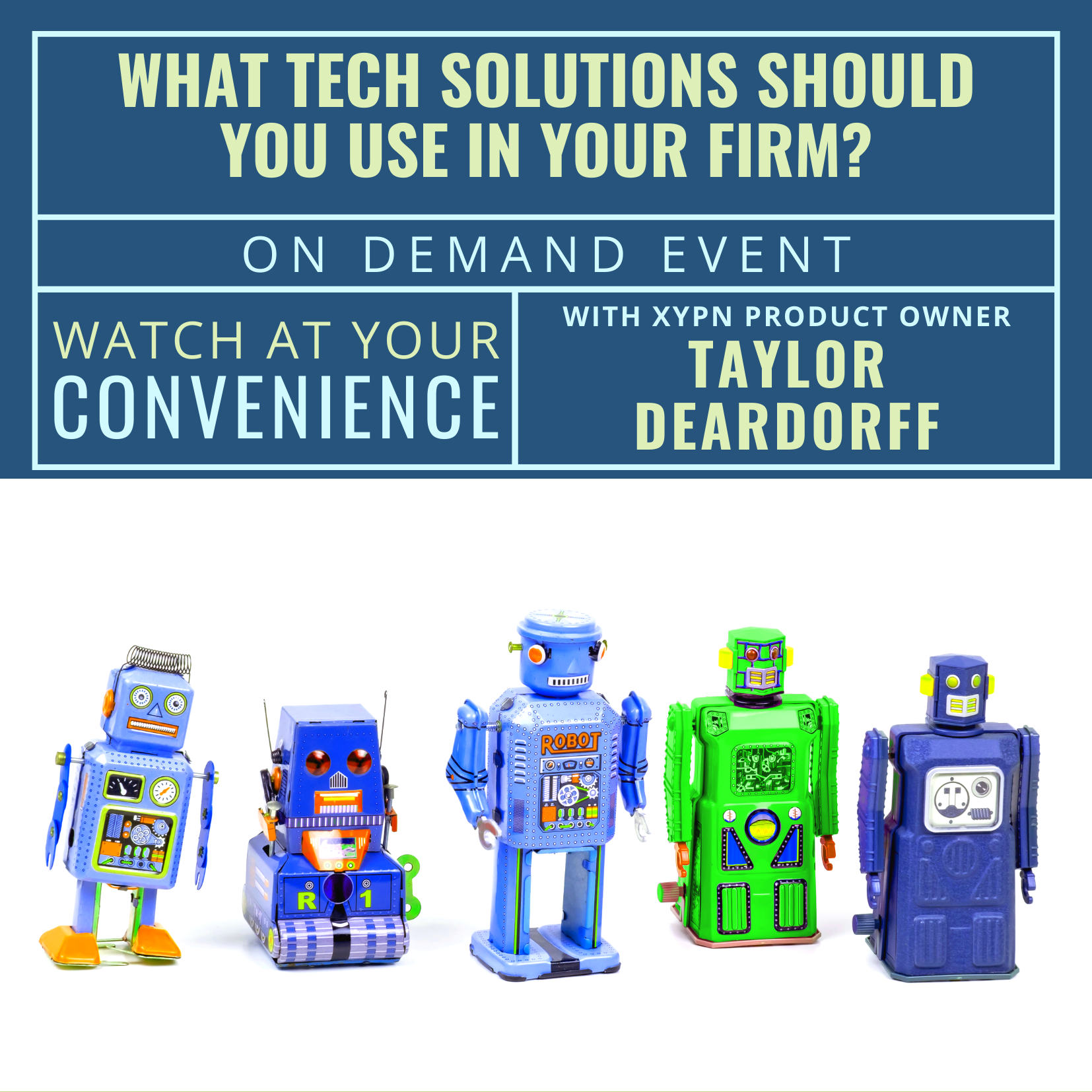 What Tech Solutions Should You Use in Your Firm?