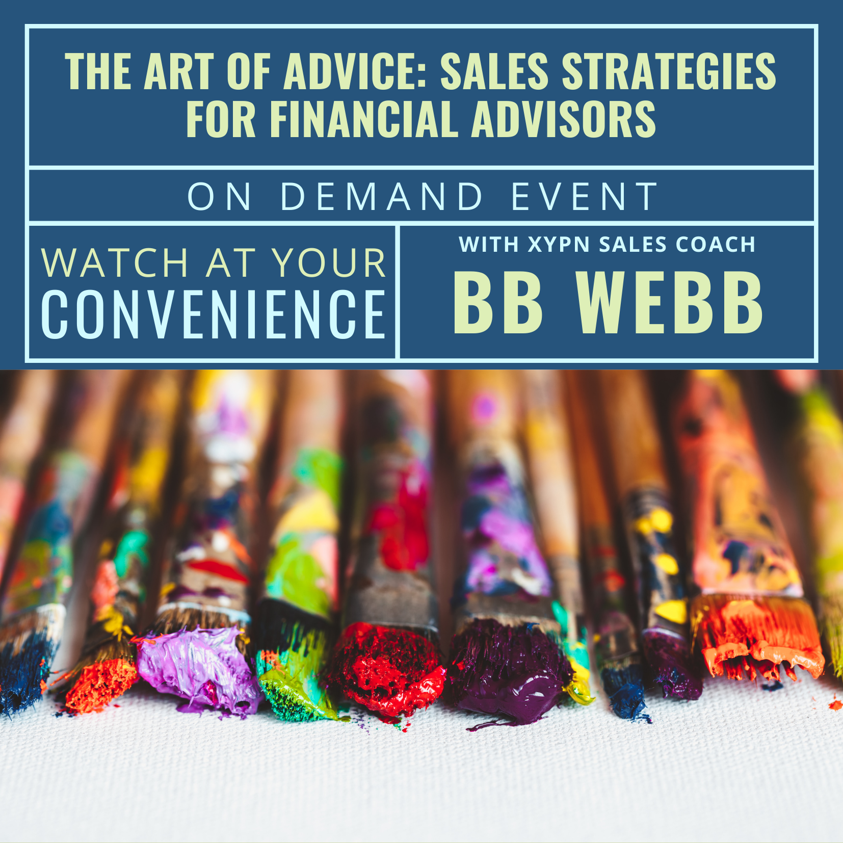 The Art of Advice: Sales Strategies for Financial Advisors