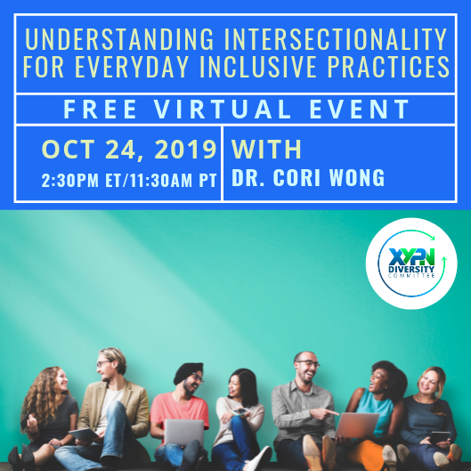 Free Event - Understanding Intersectionality for Everyday Inclusive Practices