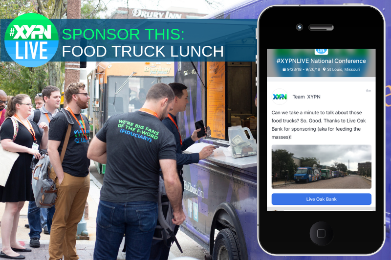 Sponsor the Food Truck Lunch