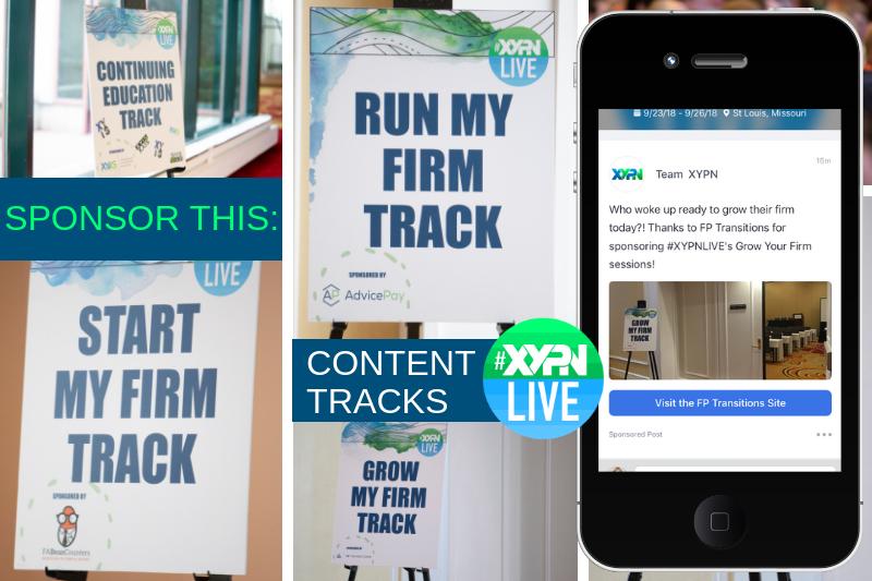 Sponsor a Content Track