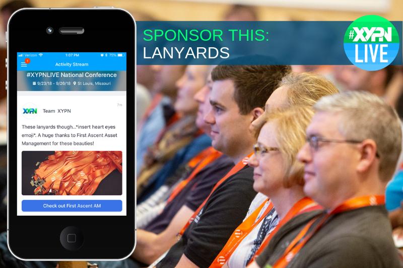 Sponsor Lanyards